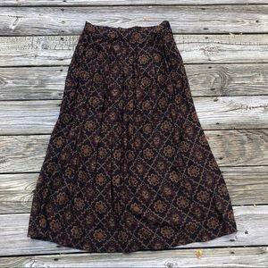 🌿4 for 20🌿 Vintage Maxi Skirt